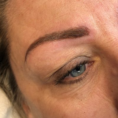 Beautology microblading shading